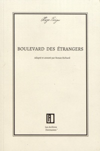 Hugo Ringer - Boulevard des étrangers.