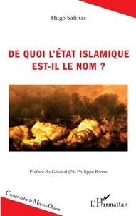 Hugo Salinas - De quoi l'Etat islamique est-il le nom ?.