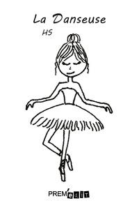 Hugo Sol - La danseuse.