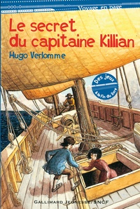 Hugo Verlomme - Le secret du capitaine Killian.
