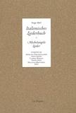 Hugo Wolf et Stéphane Goldet - Italienisches liederbuch - Michelangelo Lieder. 1 CD audio