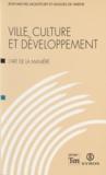 Hugues de Varine et Julien Monfort - Ville, culture et développement - L'art de la manière.