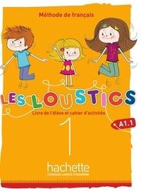 Deedr.fr Les Loustics 1 A1.1 - Livre de l'élève et cahier d'activités Image
