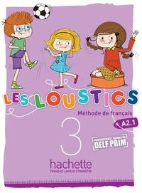 Deedr.fr Les loustics 3 A2.1 - Livre de l'élève Image