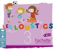 Téléchargement de manuels en ligne Les Loustics 3 : Manuel numérique classe BiblioHFLE (carte) 3095560000499