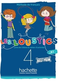 Hugues Denisot et Marianne Capouet - Les Loustics 4 A1. 1 CD audio MP3