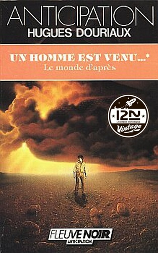 Imaginaire 12-21  Un homme est venu - Tome 1 : Le Monde d'après