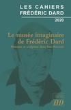 Hugues Galli - Cahiers Frédéric Dard 2020 - Le musée imaginaire de Frédéric Dard.