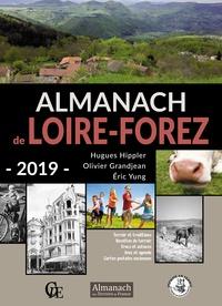 Hugues Hippler et Olivier Grandjean - Almanach de Loire-Forez.