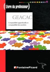Openwetlab.it Comptabilité approfondie et comptabilité des sociétés DUT GEA / Licence - Livre du professeur Image