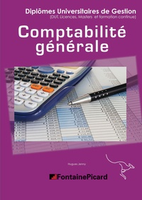 Hugues Jenny - Comptabilité générale - Diplômes Universitaires de Gestion.