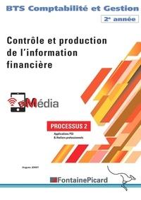 Hugues Jenny - Contrôle et production de l'information financière Processus 2 BTS Comptabilité et Gestion 2e année.
