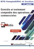 Hugues Jenny - Processus 1 Contrôle et traitement comptable des opérations commerciales BTS CG 1re année.