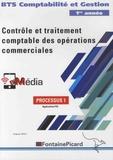 Hugues Jenny - Processus 1 Contrôle et traitement comptable des opérations commerciales BTS comptabilité et gestion.