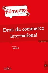 Hugues Kenfack - Droit du commerce international.