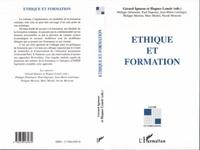 Hugues Lenoir et Gérard Ignasse - Éthique et formation - [actes du colloque].
