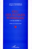 Hugues Lethierry et  Collectif - Feu les écoles normales (et les IUFM ?).