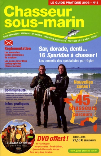 Hugues Maldent - Chasseur sous-marin - Le guide pratique 2008. 1 DVD