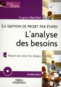 Deedr.fr L'analyse des besoins - La gestion de projet par étapes Image