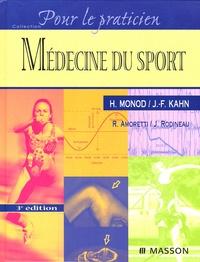 Hugues Monod et Jean-François Kahn - Médecine du sport.