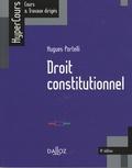 Hugues Portelli - Droit constitutionnel.