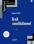 Hugues Portelli - Droit constitutionnel.