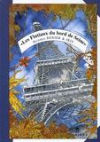 """Hugues Renier et  IRIS - Les courants silencieux du rêve Tome 2 : """"Les Flutiaux du bord de Seine""""."""