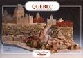 Hugues Renier et Yves Laframboise - Québec et Place-royale en panorama.