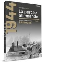 Hugues Wenkin - Bastogne Tome 1 : La percée allemande.