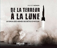 Téléchargement gratuit de livres audio en espagnol De la terreur à la Lune  - La saga des armes secrètes d'Hitler in French par Hugues Wenkin PDF