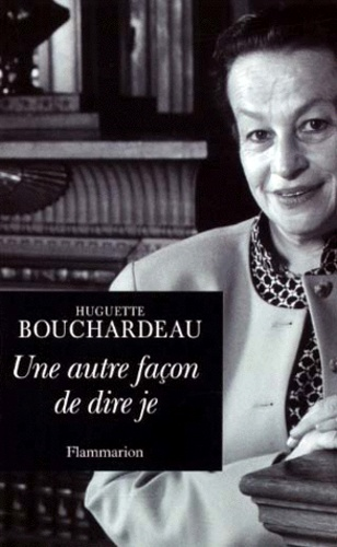 Huguette Bouchardeau - .