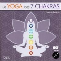 Huguette Declercq - Le yoga des 7 chakras. 1 DVD