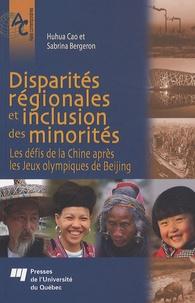 Disparités régionales et inclusion des minorités - Les défis de la Chine après les jeux olympiques de Beijing.pdf