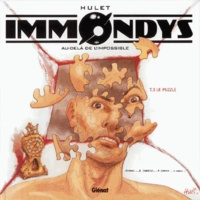 Hulet - Immondys Tome 3 : Le puzzle.