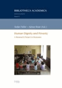 Human Dignity and Poverty - A Research Project in Romania.
