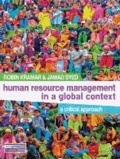 Robin Kramar - Human Resource Management in a Global Context - A Critical Approach.