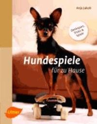 Hundespiele für zu Hause - Denksport, Tricks und Spiele.
