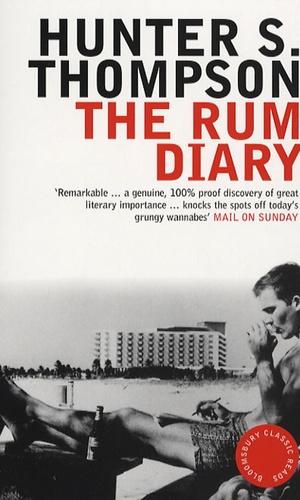 Hunter S. Thompson - The Rum Diary.
