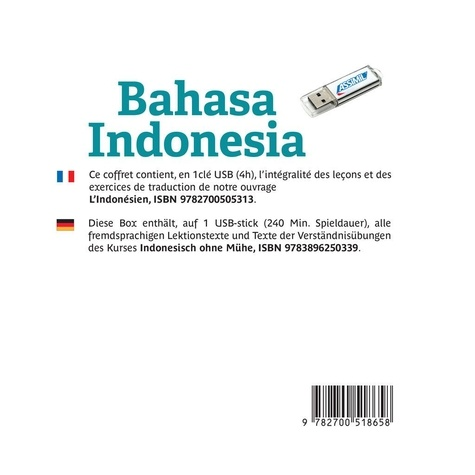 Usb indonesien