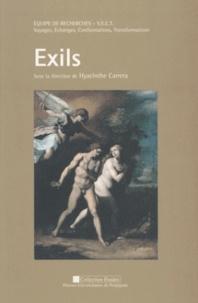 Hyacinthe Carrera - Exils.