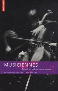 Hyacinthe Ravet - Musiciennes - Enquête sur les femmes et la musique.