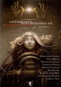 Hydromel Editions - Créateurs, inventions et savants fous.