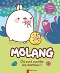 Hye-Ji Yoon et Marie Manand - Mölang - Où sont cachés les animaux ?.