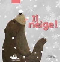 Hyejin Go - Il neige !.