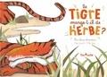 Hyeon-Jeong An et Se-Yeon Jeong - Le tigre mange-t-il de l'herbe ? - Une chaîne alimentaire.