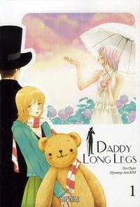 Hyoung-Jun Kim et Do Chan - Daddy Long Legs Tome 1 : .