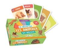 Hypathie Aswang - Je découvre les animaux en jouant - Contient : 1 livret pédagogique et des cartes.
