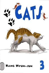 Hyun-Jun Kang - Cats Tome 3 : .