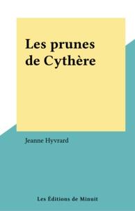 Hyvrard - Les Prunes de Cythère.