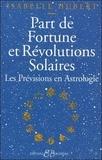 I Denderah - Part de fortune et révolution solaire - Les prévisions en astrologie.